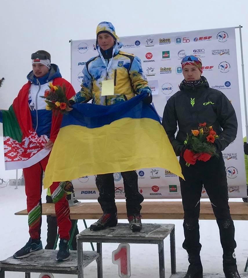 Біатлоніст з Чернігова здобув для України перше «золото ...