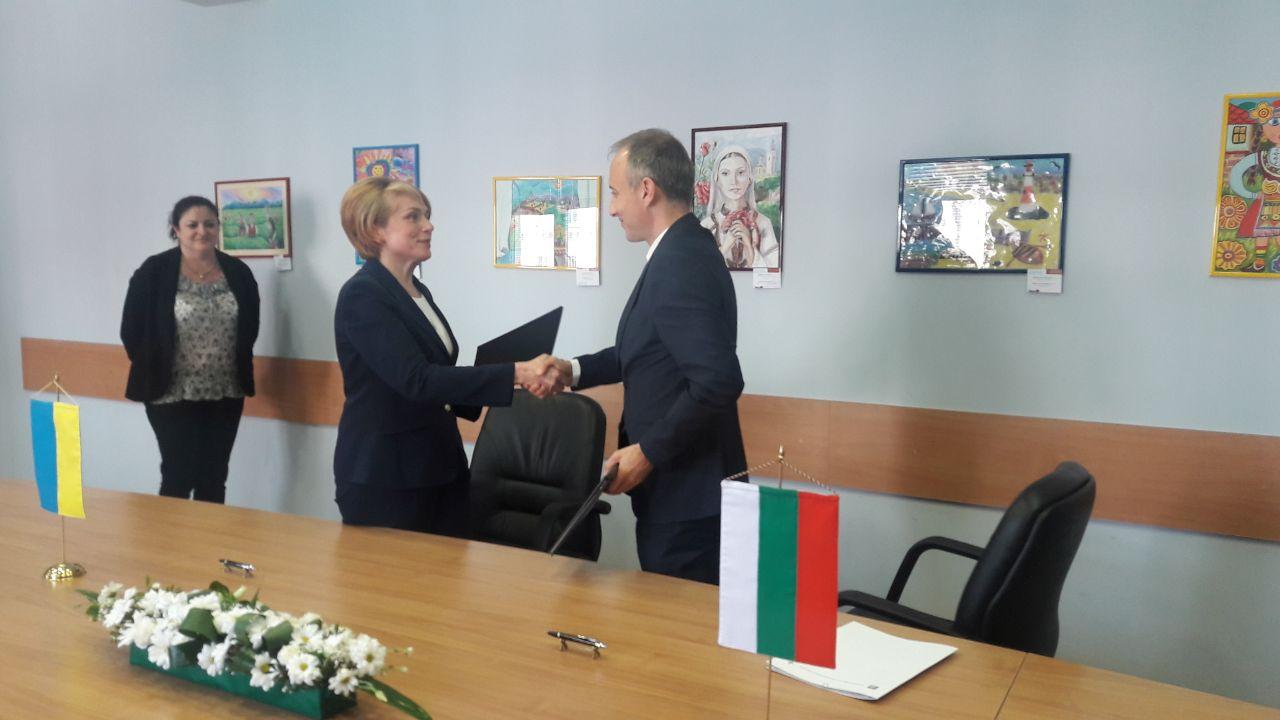 Україна і Болгарія підписали декларацію щодо запровадження нового закону про освіту нацменшин