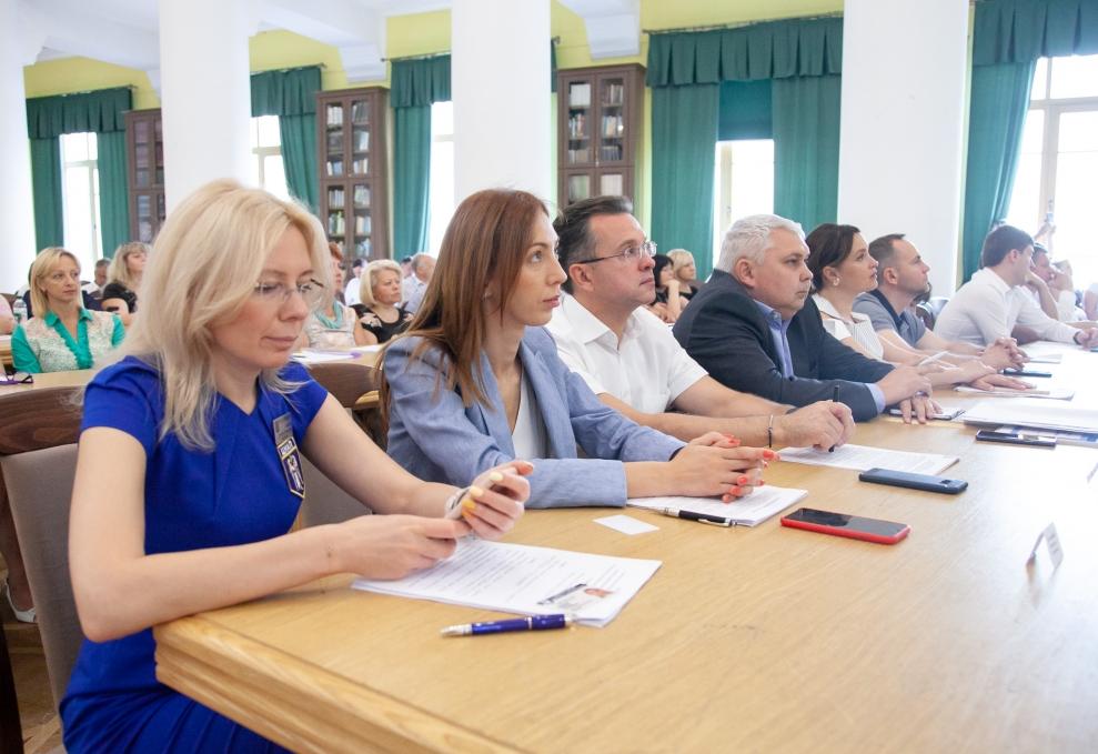 Департамент освіти і науки КМДА