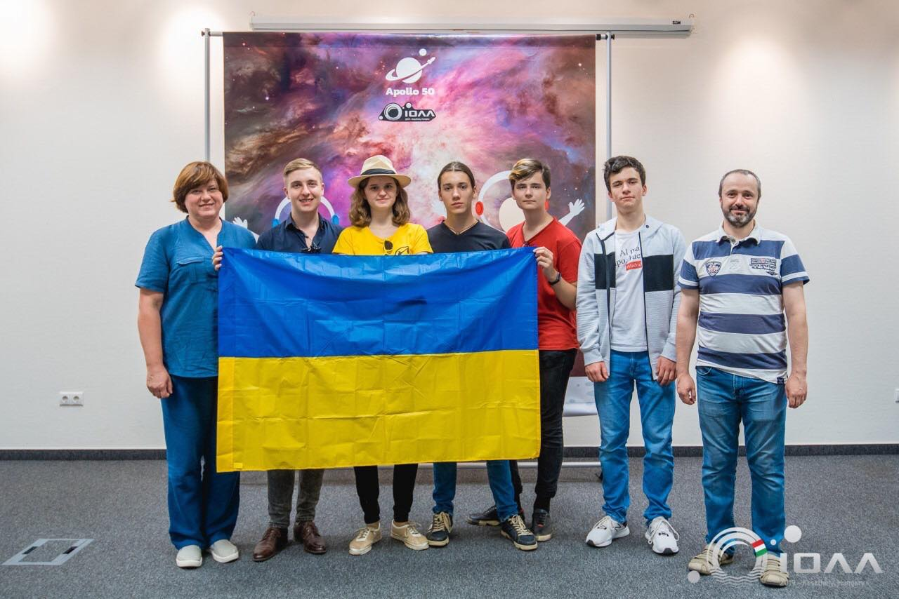 призери Міжнародної олімпіади з астрономії