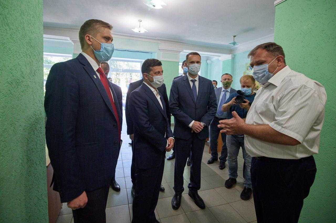 прес-служба Офісу Президента