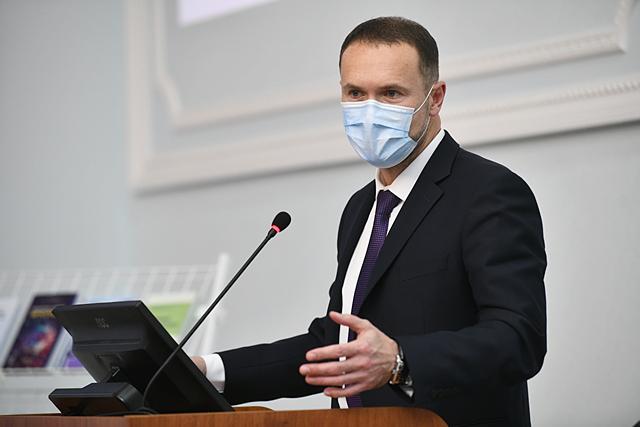 Валентин Обрамбальський, НУБіП