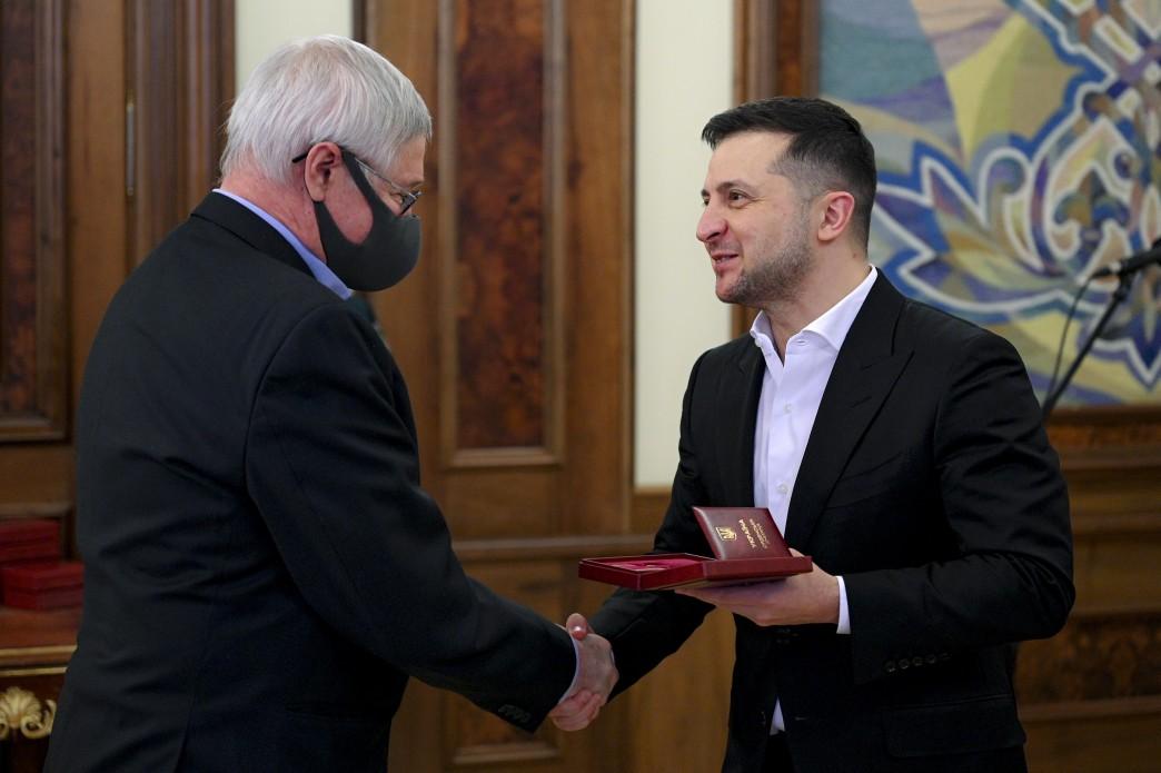 пресслужба Офісу Президента України