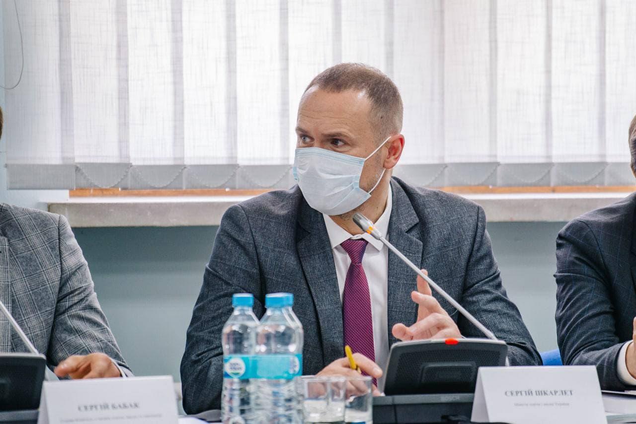 Пресслужба Комітету Верховної Ради України з питань освіти, науки та інновацій